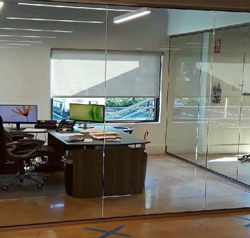 Glass Walls & Partitions